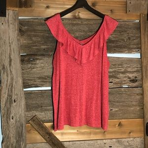 Old Navy ruffle top size 4X